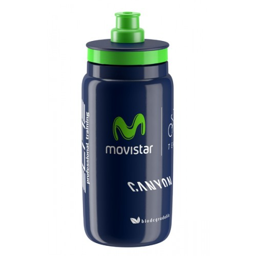 Cyklistická láhev Elite Cycling MOVISTAR 550ml