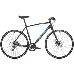 kolo Rock Machine trekk Blackout 40 black/grey/blue 60cm