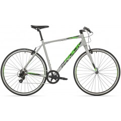 kolo Rock Machine trekk Blackout 20 light grey/black/green 53cm
