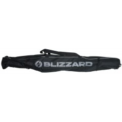 Vak na lyže BLIZZARD Ski bag Premium for 2 pair, black/silver, 160-190 cm
