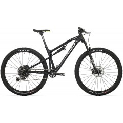 kolo Rock Machine Blizzard XCM 90-29 25th Anniversary mat black/silver/black