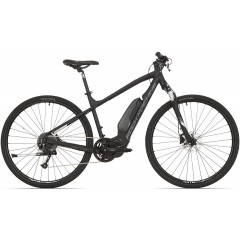 elektrokolo Rock Machine CrossRide e400 mat black/silver/dark grey