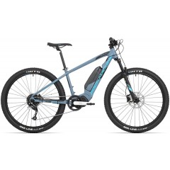 elektrokolo Rock Machine Torrent e30-27  mat slate grey/neon blue/black
