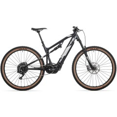 elektrokolo Rock Machine Blizzard INT2 e70-29 Di2 mat black/silver/black