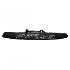 BLIZZARD Ski bag Premium for 1 pair, black/silver, 165-185 cm