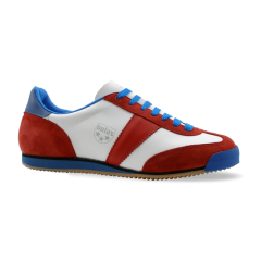 Botas CLASSIC red/white/blue