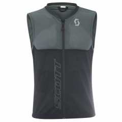 VESTA SCOTT ACTIFIT PLUS LIGHT S CHRÁNIČEM PÁTEŘE black/grey